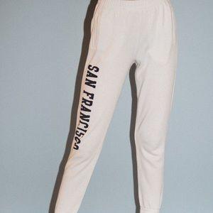 •Brandy Melville San Francisco Sweatpants•